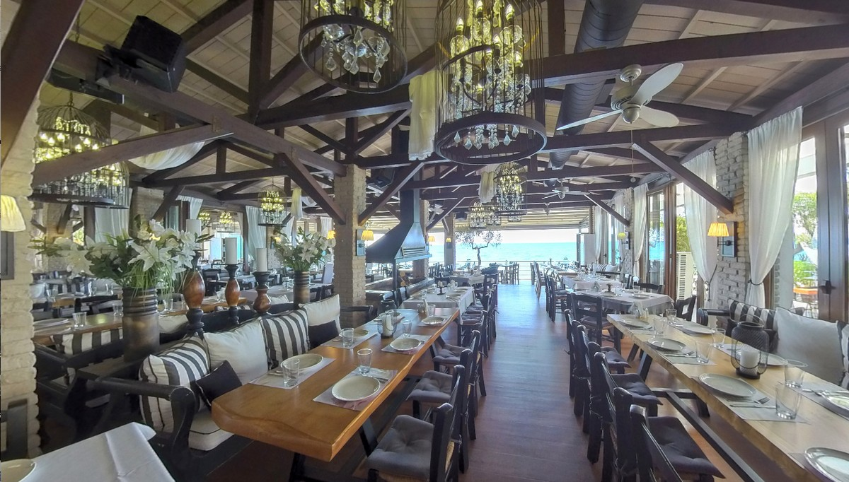 Παραγωγή Virtual Tour 360o Παρουσίασης Ocean 6 Beach Bar & Ai Giorgis Tavern
