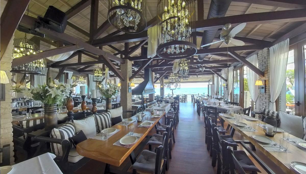Παραγωγή Virtual Tour 360o Παρουσίασης Ocean 6 Beach Bar & Ai Giorgis Tavern