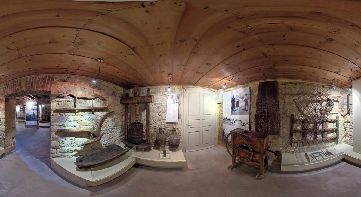 Παραγωγή Virtual Tour 360o Παρουσίασης Εθνολογικού Μουσείου Θράκης