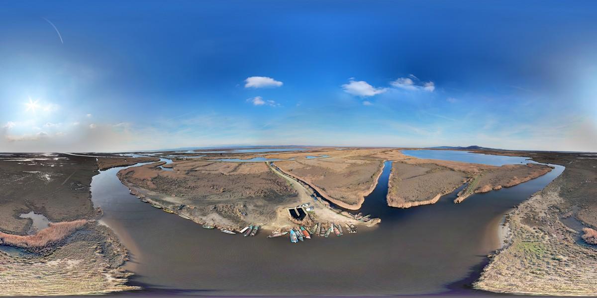 Παραγωγή Σφαιρικού VR Video 360o με θέμα «Βαρκάδα στο ΔΕΛΤΑ του Έβρου