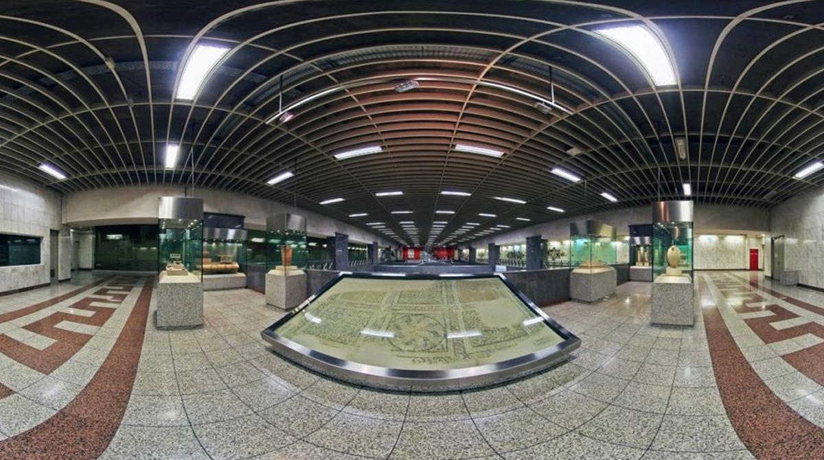 Σφαιρική Καταγραφή & Παρουσίαση των σταθμών ΜΕΤΡΟ, Ηλεκτρικού και ΤΡΑΜ της Αθήνας