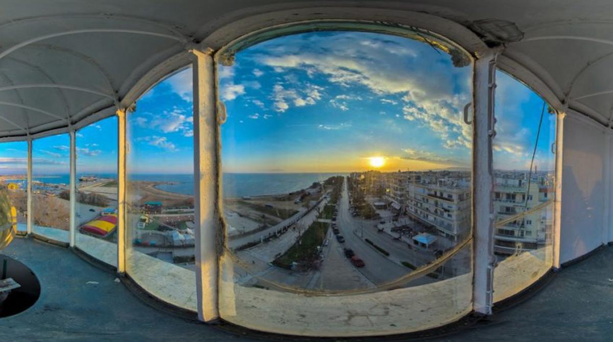Παραγωγή HD Video Ξενάγησης στον Φάρο της  Αλεξανδρούπολης