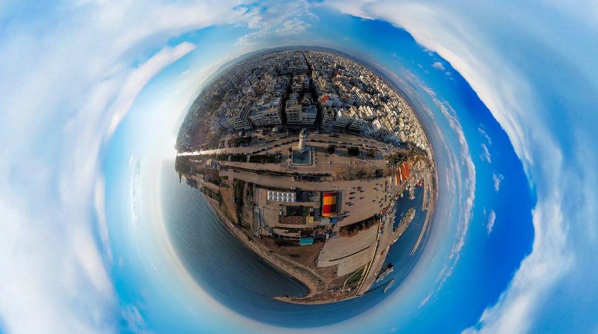 Παραγωγή HD Video Ξενάγησης στον Δήμο Αλεξανδρούπολης